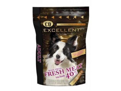 Delikan Dog CD Excelent Chicken 300g