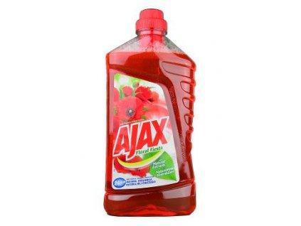 Čistič pro domácnost Ajax Floral Red tekutý 1l