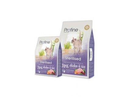 Profine NEW Cat Sterilised 0,3 kg