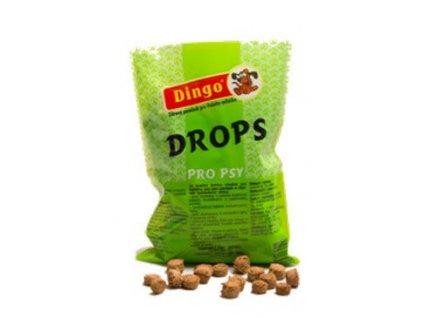 DINGO drops škvarky 500g