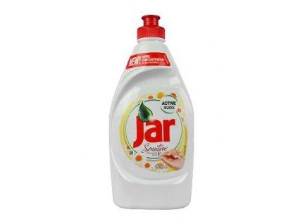 Saponát na nádobí Jar Sensitive Chamomile 450ml