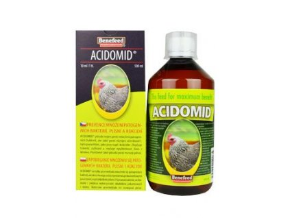 Acidomid D drůbež 500ml