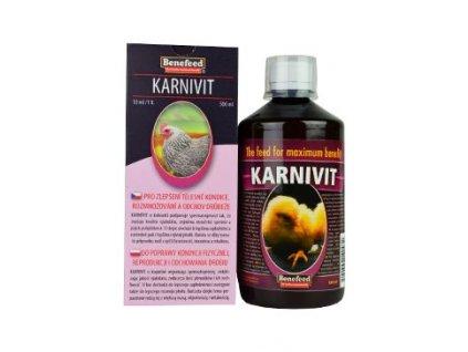 Karnivit drůbež 500ml