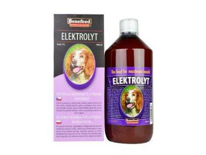 Elektrolyt pro psy 1l