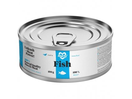MARTY konz. pro kočky - ryba 100 g