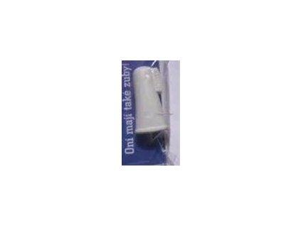 Zubní kartáček prstový + návod CET Virbac