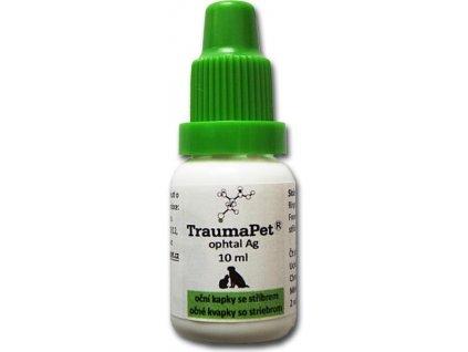TraumaPet ophtal Ag sol 10ml