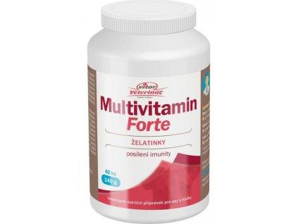 Nomaad MultiVitamin Forte 140 g 40ks želé