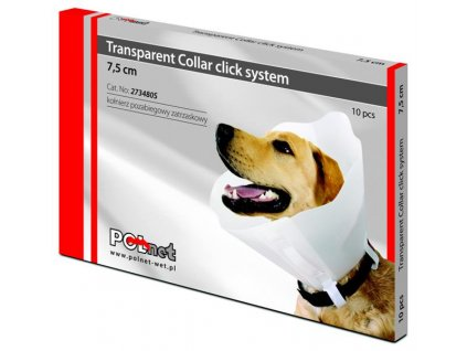 Límec Polnet - clic collar 10cm 273481S