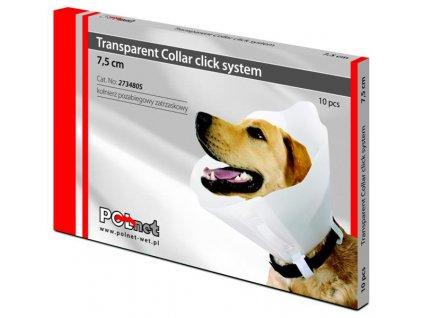 Límec Polnet - clic collar 7,5cm 273480S