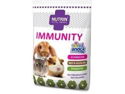 Darwins Nutrin Snack Imunity - býložravec 100 g
