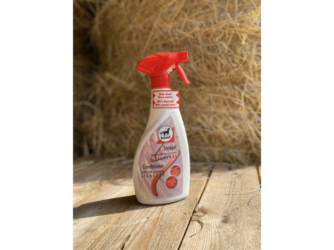Lesk Silkcare s proteiny, Leovet, 550 ml