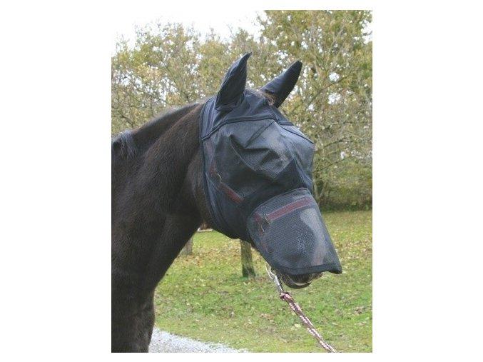 Maska proti hmyzu PVC na uši