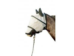Maska proti hmyzu HKM na hlavu a nozdry
