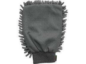 Rukavice čistící HIPPO-TONIC Chenille/mesh šedá