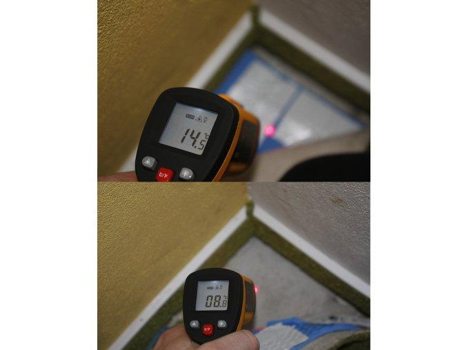 tepelne rozdily krocejova izolace podlozka pod koberec vylen