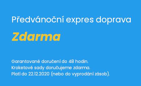 Předvánoční expres doprava