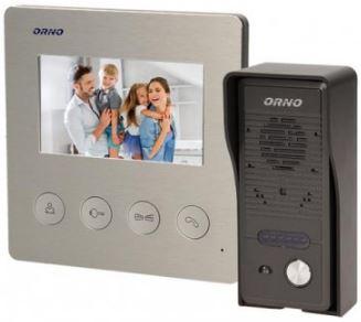 Domovní interkomy, videotelefony, zvonky