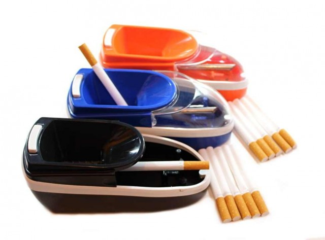 Elektronické baličky cigaret