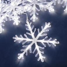 Vánoční dekorace a osvětlení
