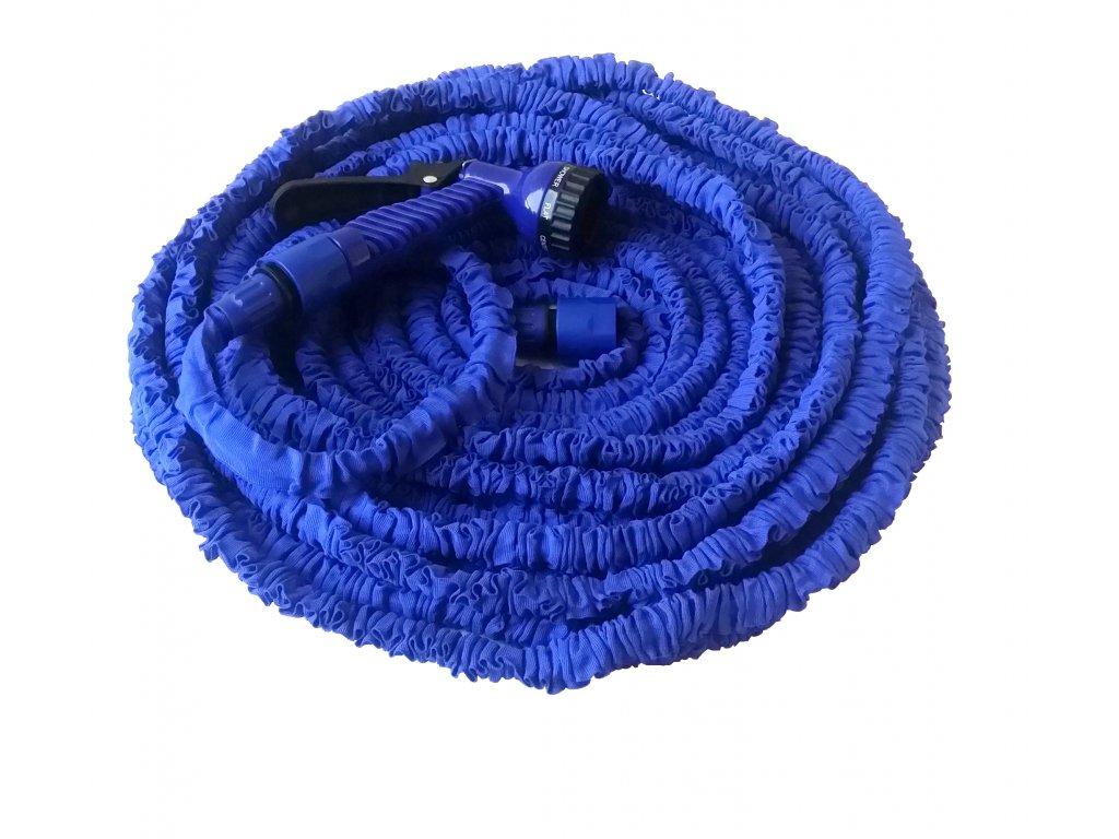 Smršťovací zahradní flexi hadice Modrá 60 M