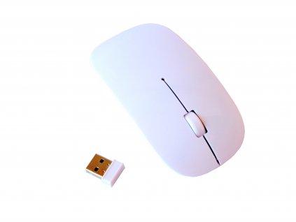 Bezdátová optická myš