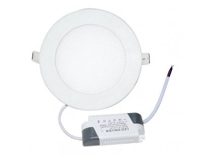 led panel zapustny 12w