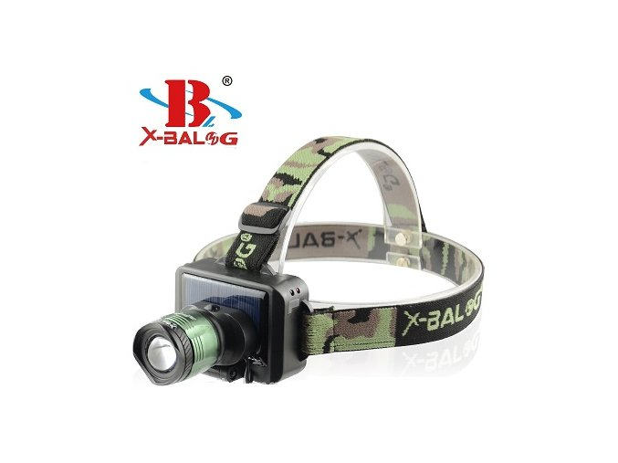 BL T851C Solar charging rechargeable headlamp