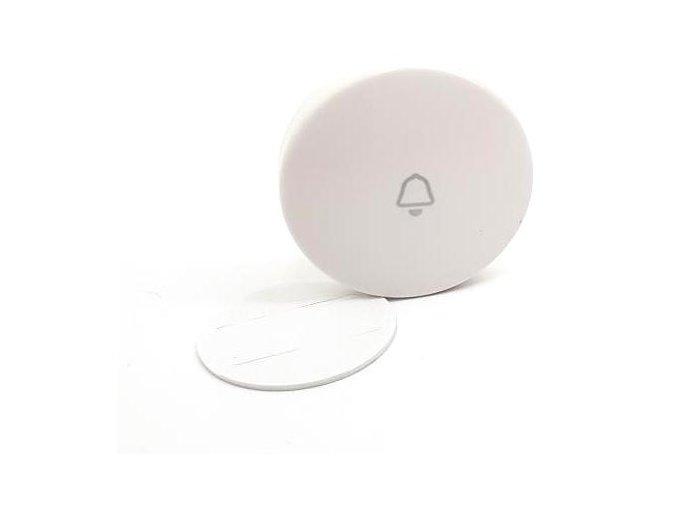 Bezdrátové zvonkové tlačítko pro bezdrátový GSM alarm G 90B Wifi