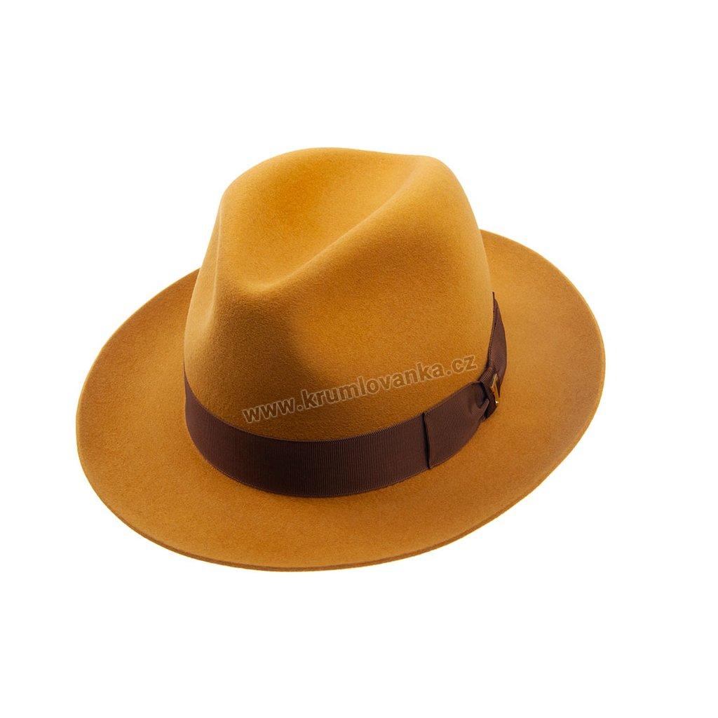 1251517 Q5003 1 pansky plsteny klobouk zluty