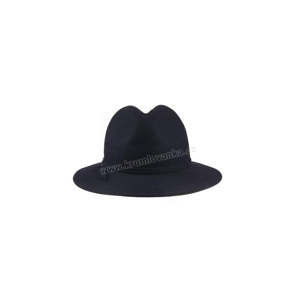 Plstěný klobouk TONAK 52814/15 modrý Q 3050