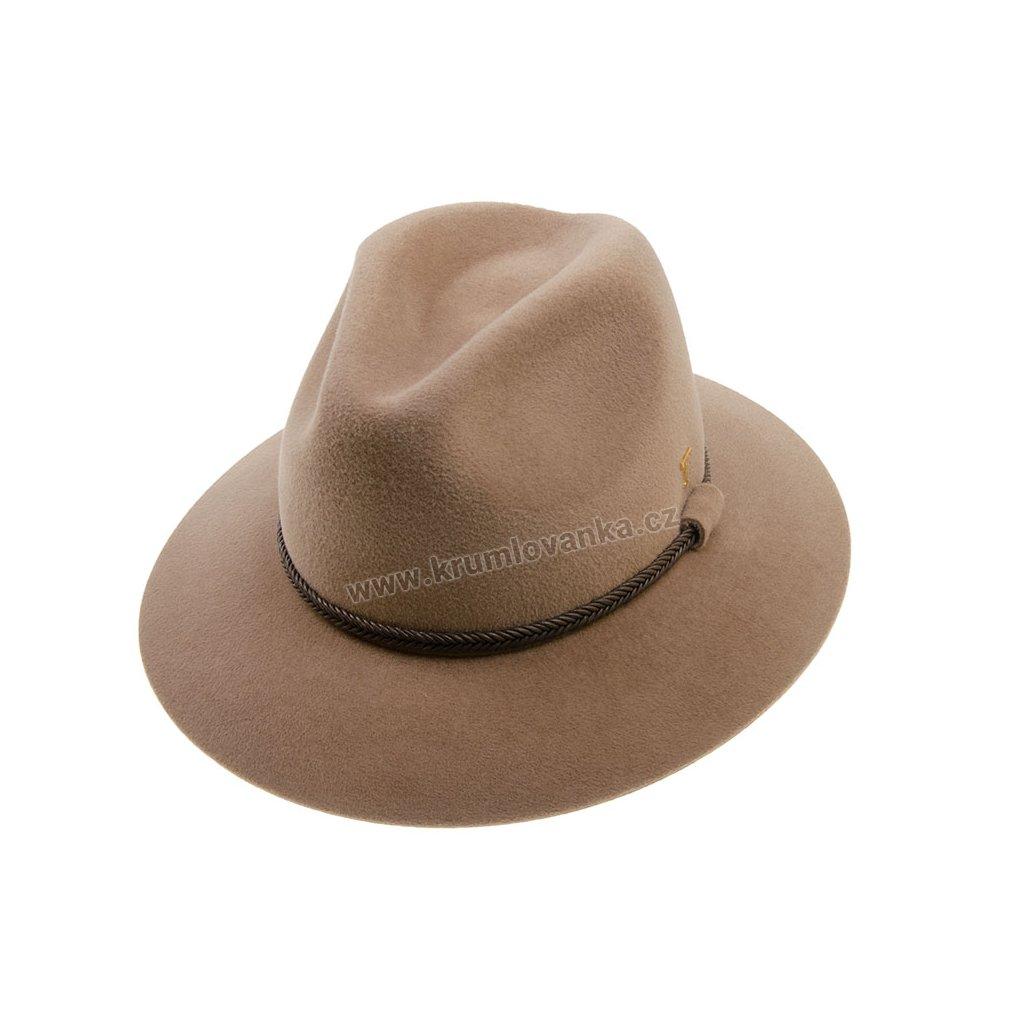 2114417 P9470 1 pansky plsteny klobouk bezovy