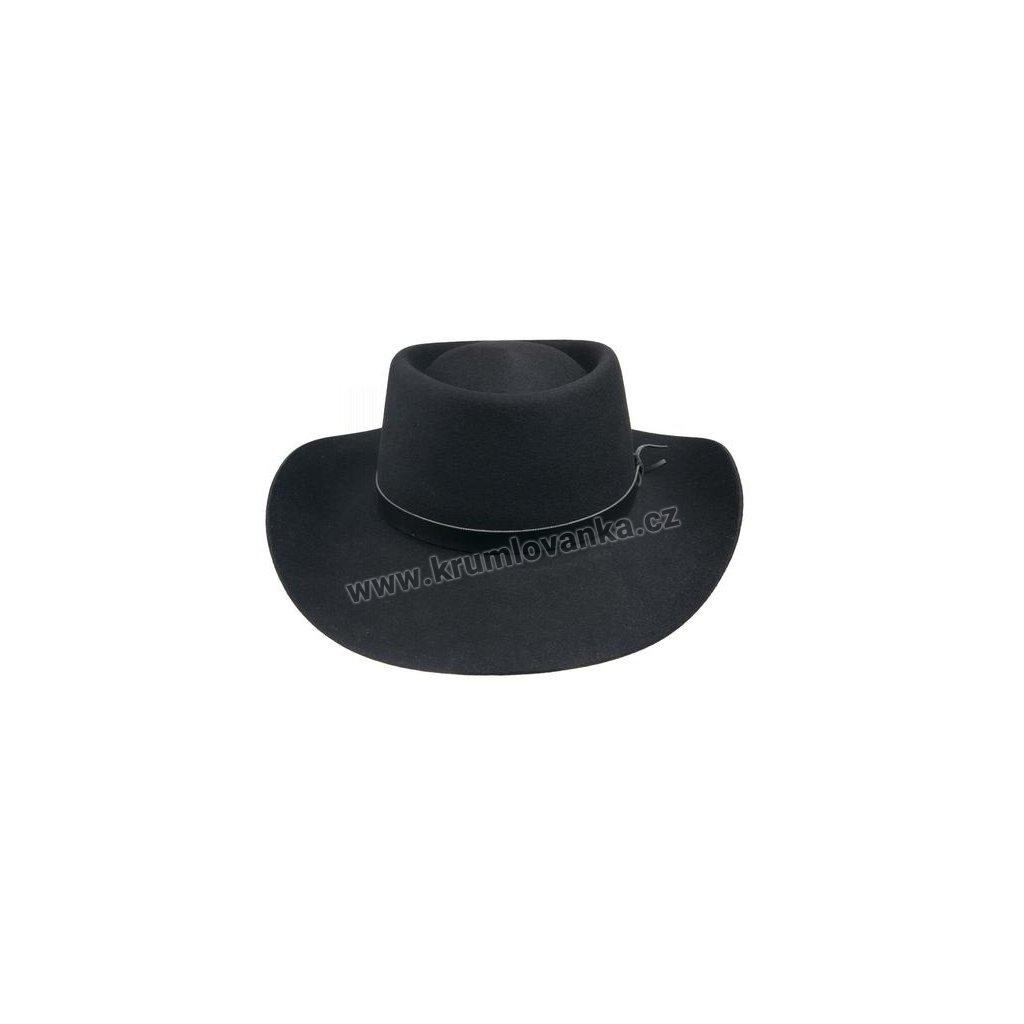 Plstěný westernový klobouk TONAK 100071 Q 9030
