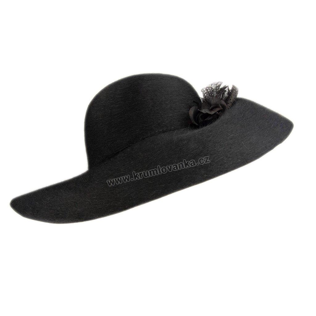 Plstěný klobouk TONAK Gainsborough Hat Ema 53673/19 Q 9040
