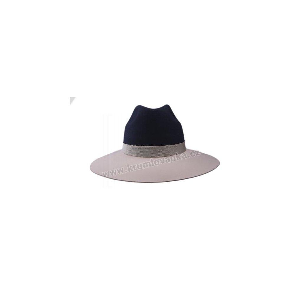 Plstěný klobouk TONAK Fedora Laterna Coctail 53129/16 Q 3050