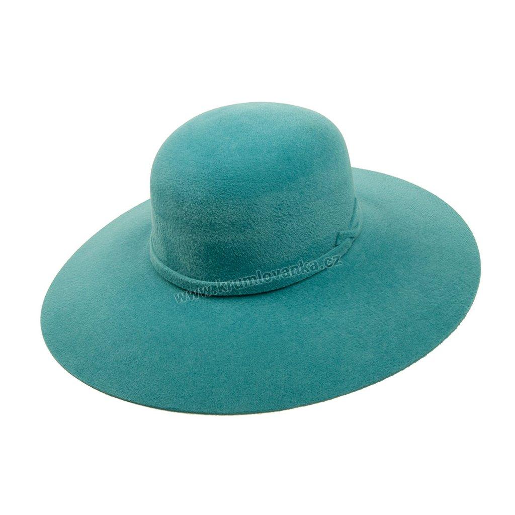 Luxusní plstěný klobouk TONAK 53018/16 Q 3185