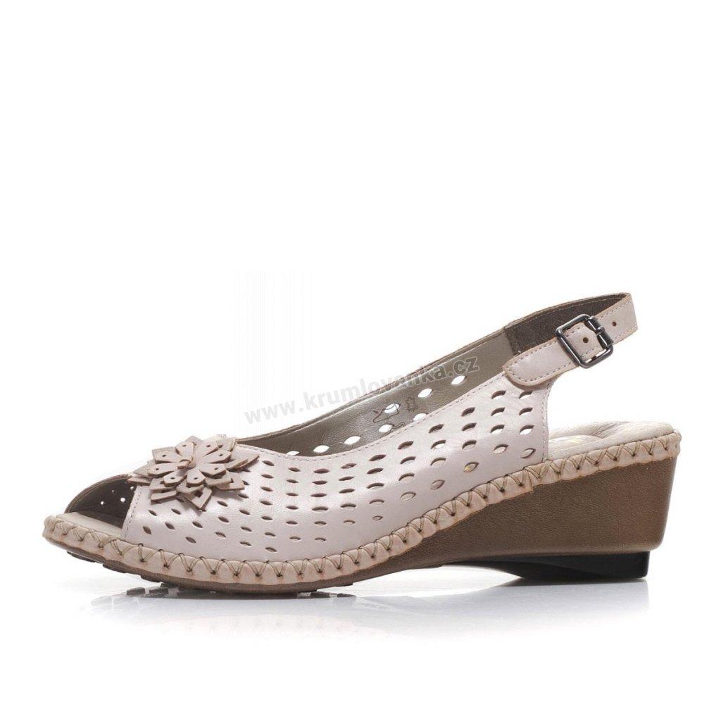 Dámská obuv RIEKER 66177-31 růžové