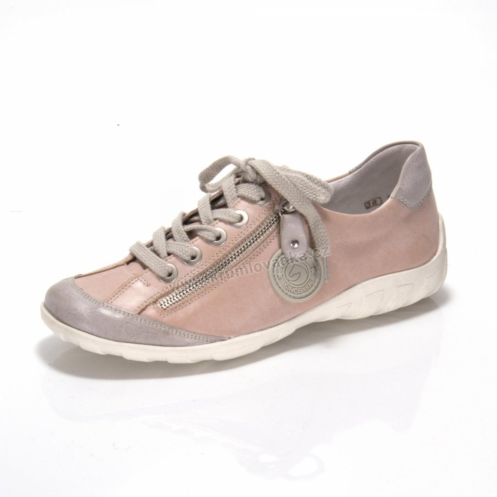 Dámská obuv RIEKER/REMONTE R3443-31 růžová