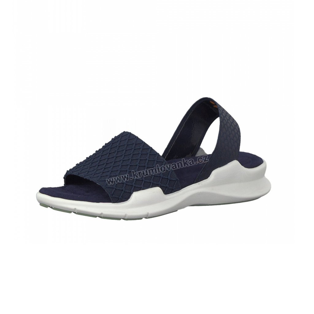 Dámské sandály TAMARIS 1-1-27202-20 805 modré