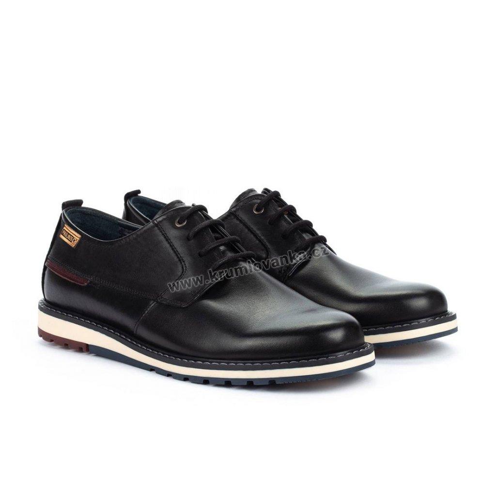 Pánské boty PIKOLINOS M8J-4314 černé