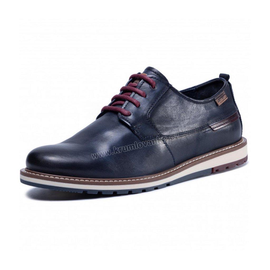 Pánské boty PIKOLINOS M8J-4314 modré