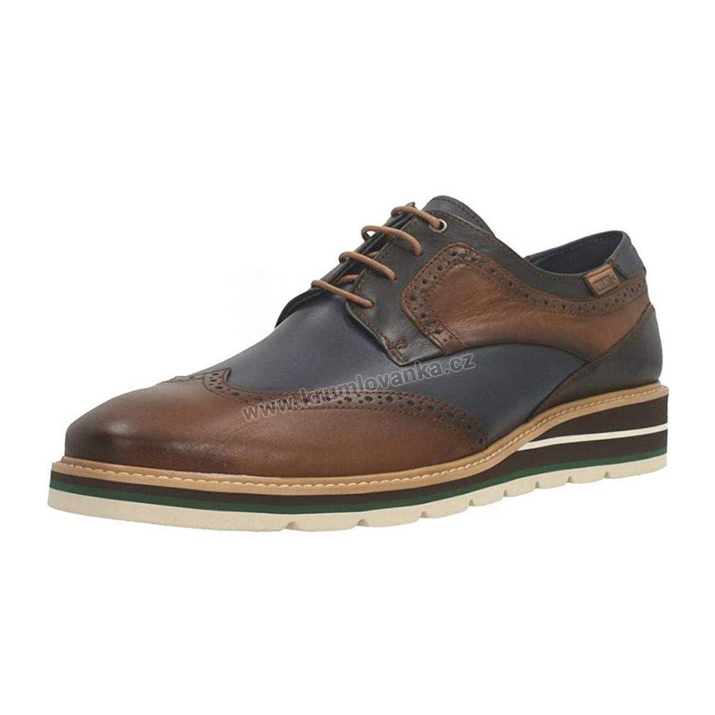 Pánské boty PIKOLINOS M8P-4319C1 Cuero CUERO hnědé