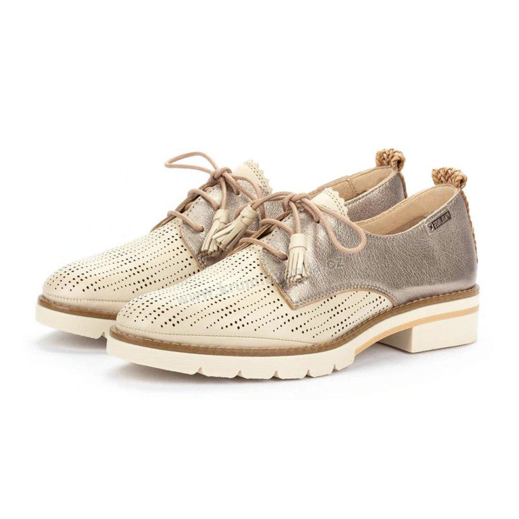 Dámské boty PIKOLINOS W7J-4846C2 béžové