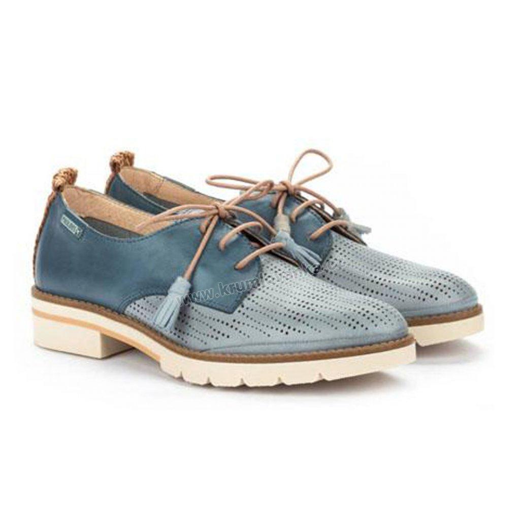 Dámské boty PIKOLINOS W7J-4846C1 modré