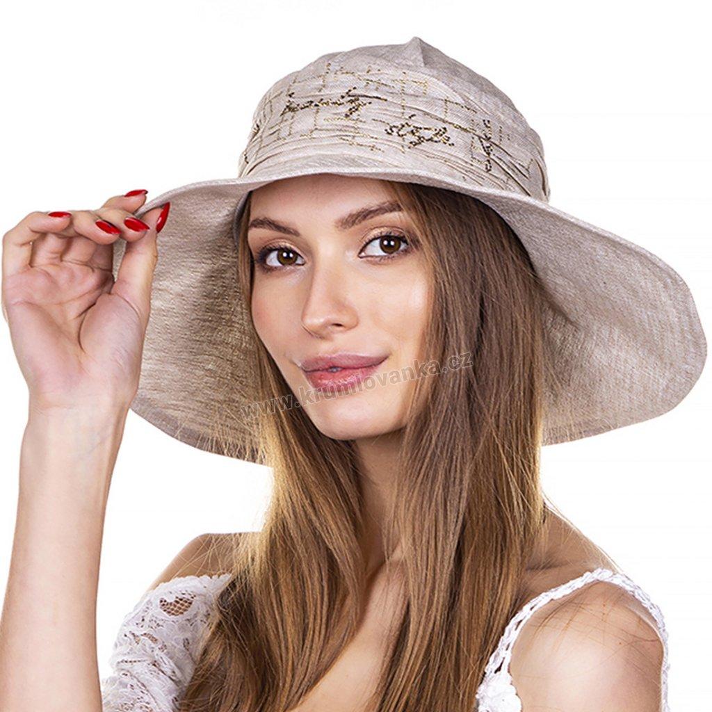 441238, 441237, 441229, 441241 Изабель шик шляпа лен рыхлыйxx
