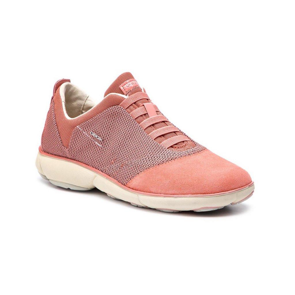 Dámské boty GEOX D621EC růžové
