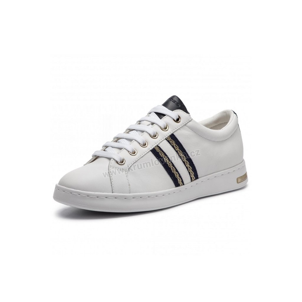 Dámské sneakers GEOX D921BA 08554 C1000 bílé