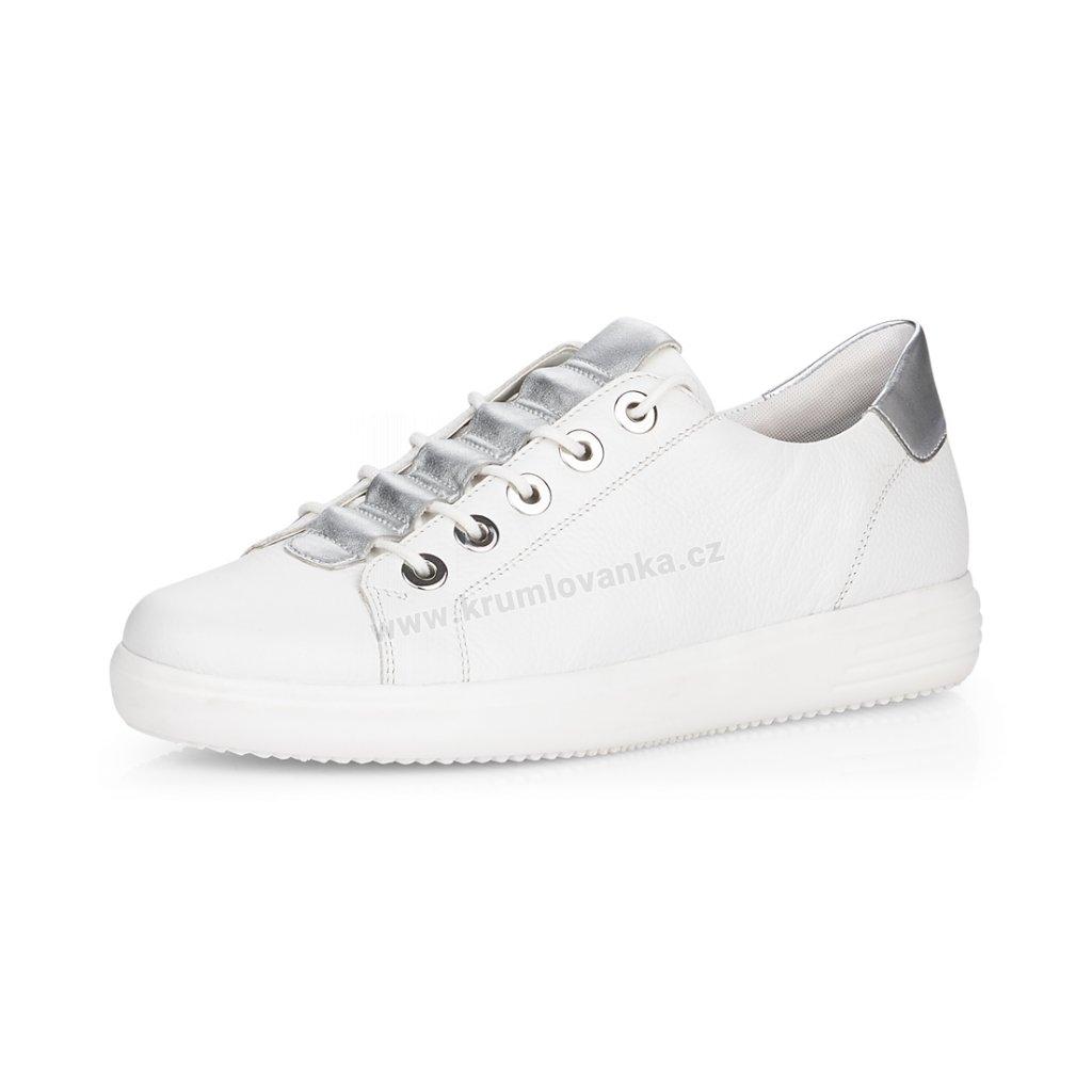 Dámské Sneakery - tenisky Remonte D1404-80 bílé