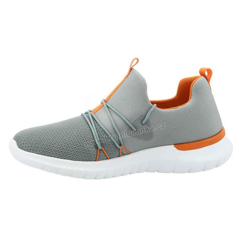 Dámské Sneakersy REMONTE R5700-52 Grün Kombi