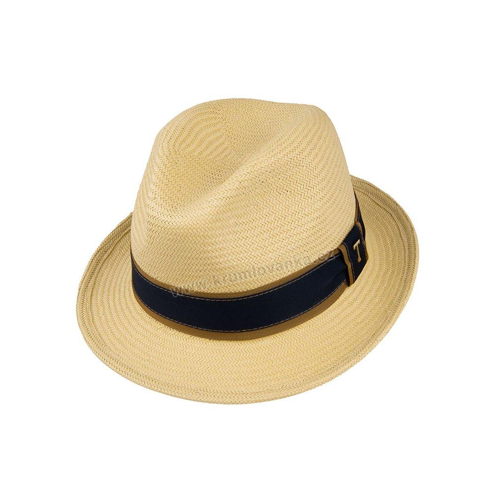 36016 SAND 1 slameny klobouk natur